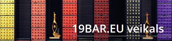 19 BAR VEIKALS